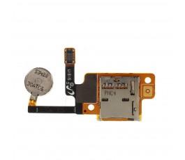 Flex Lector Tarjeta de Memoria y Vibrador para Samsung Galaxy Note 8.0 N5100 N5110 - Imagen 1