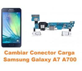 Cambiar Conector Carga Samsung Galaxy A7 A700 - Imagen 1