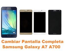 Cambiar Pantalla Completa Samsung Galaxy A7 A700 - Imagen 1