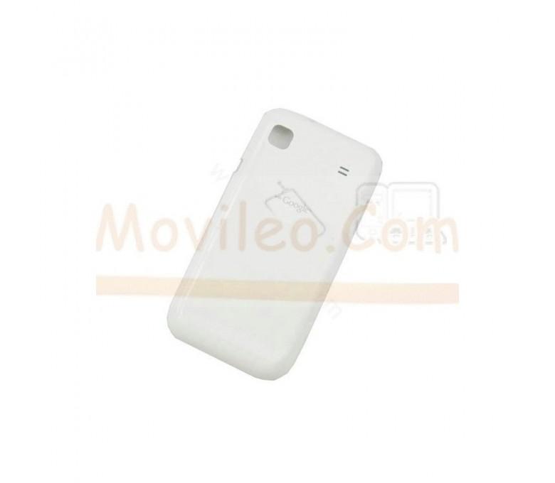 Tapa Trasera Blanca Samsung Galaxy S i9000 i9001 - Imagen 1
