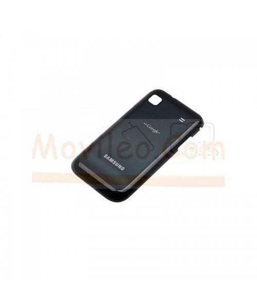 Tapa Trasera Negra Samsung Galaxy S i9000 i9001 - Imagen 1