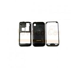 Carcasa Negra Samsung Galaxy S i9000 i9001 - Imagen 1