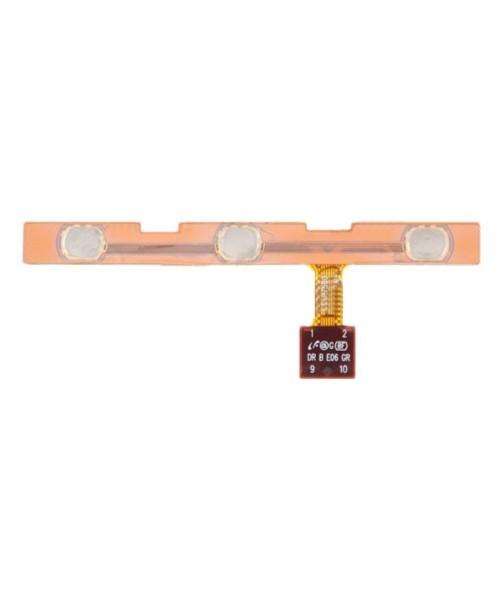 Flex Boton Encendido y Volumen Samsung Tab  P7500 P7510 - Imagen 1