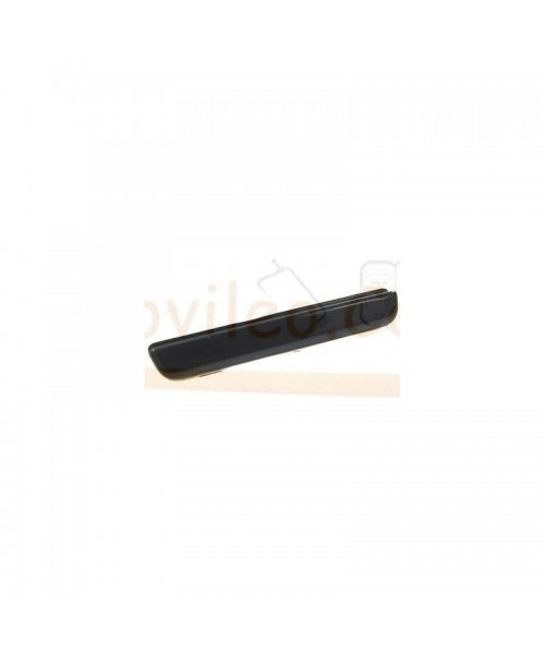 Boton Voluen Exterior Negro para Samsung Galaxy S i9000 i9001 - Imagen 1