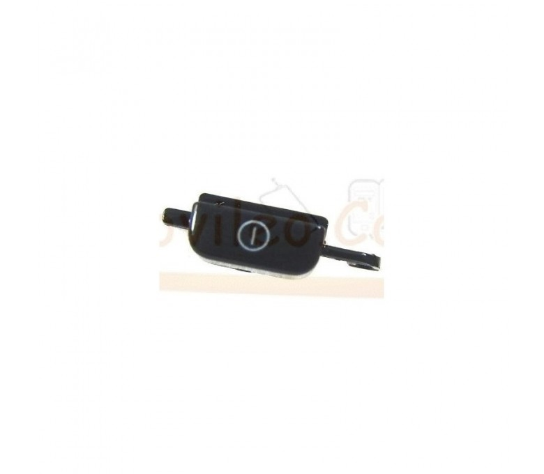 Boton Encendido Exterior Negro para Samsung Galaxy S i9000 i9001 - Imagen 1