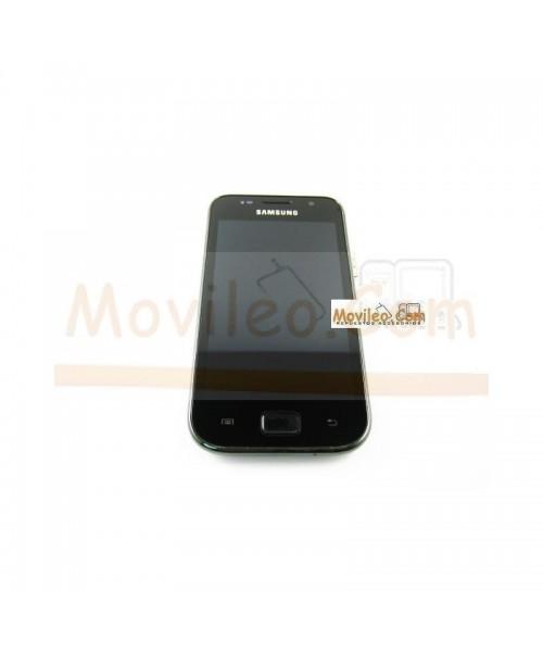 Pantalla Completa Negra Con Marco Samsung Galaxy SCL i9003 - Imagen 1