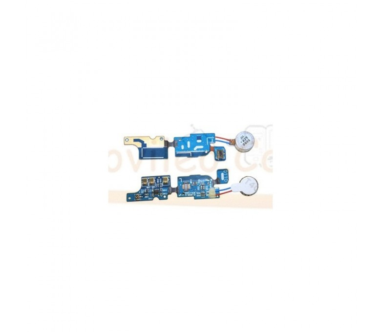 Flex Microfono Vibrador y Conector de Antena para Samsung Galaxy SCL i9003 - Imagen 1