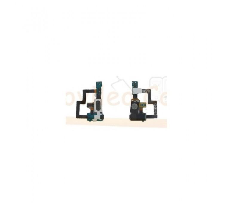 Flex Auricular Jack y Sensor de Proximidad para Samsung Galaxy SCL i9003 - Imagen 1