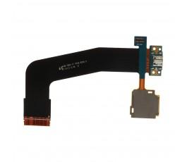 Flex conector carga y micro sd Samsung Galaxy Tab S T800 T805
