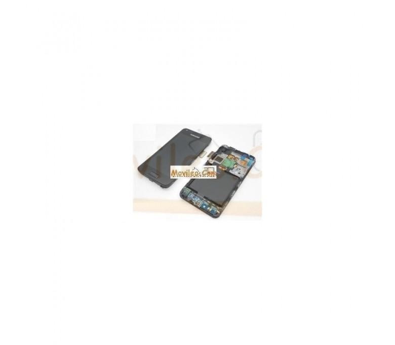 Pantalla Completa Negra Con Marco Samsung S Advance i9070 - Imagen 1
