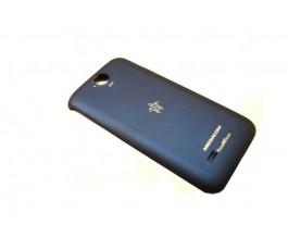 Tapa trasera para Mediacom PhonePad G500 M-PPBG500 azul