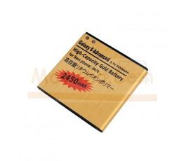 Bateria Gold de 2450mAh para Samsung Galaxy S Advance i9070 - Imagen 1