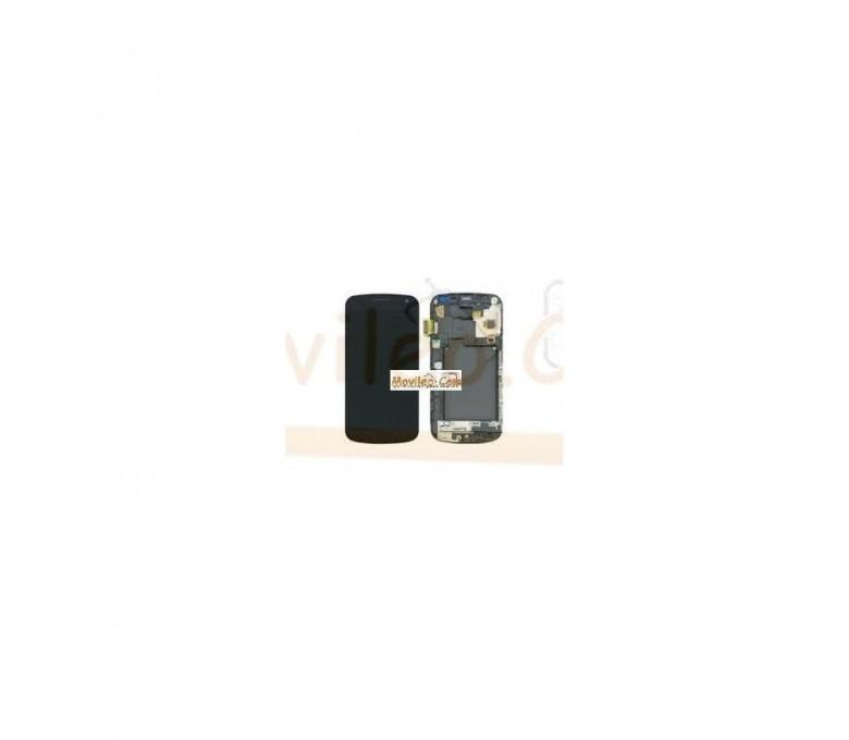Pantalla Completa Negra Con Marco Samsung Nexus i9250 - Imagen 1