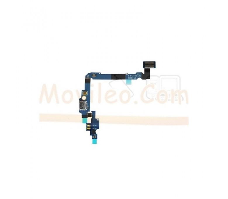 Flex Conector Carga Usb Microfono y Conector Antena Samsung Nexus 3 i9250 - Imagen 1
