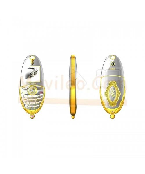 Telefono Movil Bacoin E1000 Blanco - Imagen 1