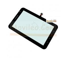 Pantalla Tactil Negro Samsung Tab P1000