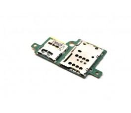 Modulo lector sim y micro sd Lenovo S6000-H 3G