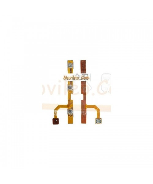 Cable Flex Boton Encendido y Volumen Samsung Tab P1000 - Imagen 1