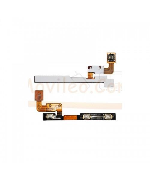 Flex Encendido y Volumen para Samsung Tab 2, p3100, p3110 - Imagen 1