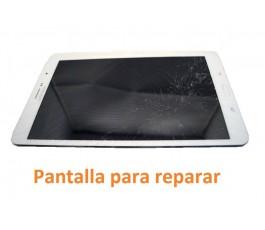 Pantalla completa lcd marco y tactil  Samsung TabPro 8.4 T325 blanca