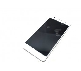 Pantalla completa tactil y lcd display para Huawei Honor 6 blanca