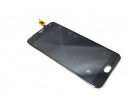Pantalla completa tactil y lcd display para Meizu M2 Mini negra