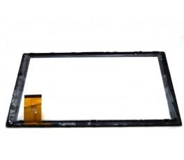 Pantalla tactil con marco referencia flex YJ144FPC-V1 10.1