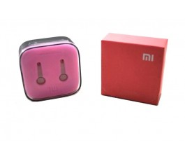 Cascos compatibles Xiaomi rosa
