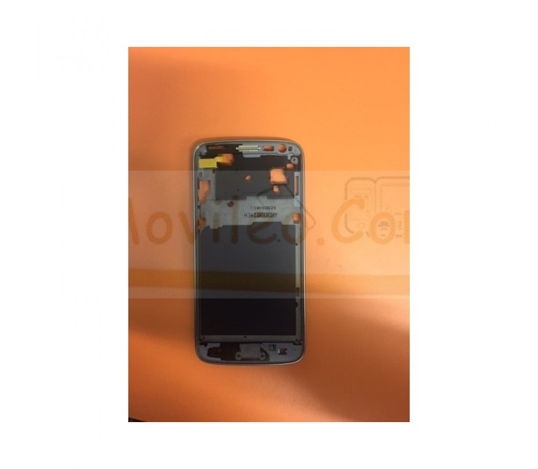 Marco Pantalla Gris para Samsung Galaxy Express 2 G3815 - Imagen 1