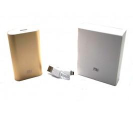Bateria externa compatible Xiaomi 5200mAh dorado