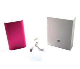 Bateria externa compatible Xiaomi 5200mAh rosa