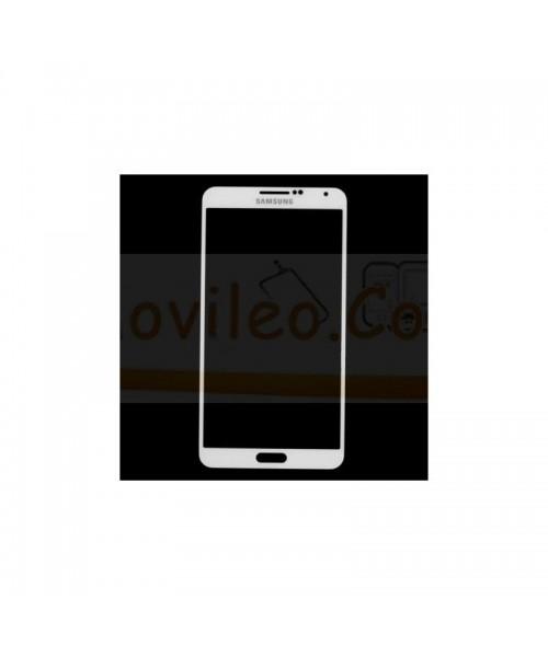 Cristal Blanco Samsung Note 3, n9000, n9005 - Imagen 1