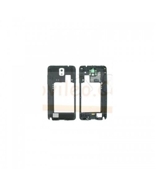 Marco, Carcasa intermedia Blanca para Samsung Galaxy Note 3 , N9005 - Imagen 1