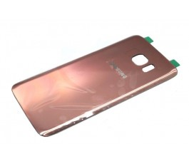 Tapa trasera Samsung Galaxy S7 Edge G935 rosa
