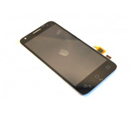 Pantalla completa tactil y lcd Alcatel Vodafone Smart Speed 6 VF795 negra