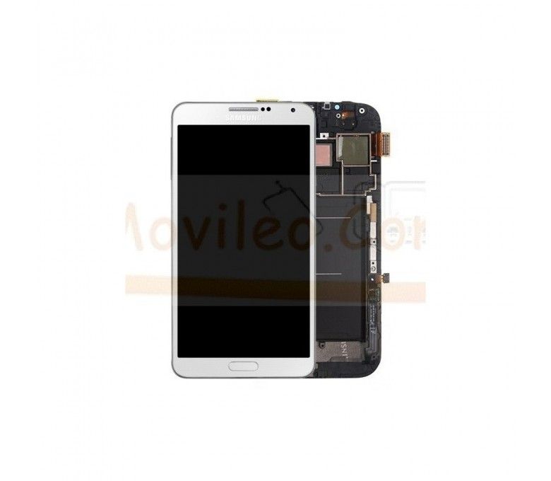 Pantalla Completa Blanca con Marco para Samsung Galaxy Note 3, n9005 - Imagen 1
