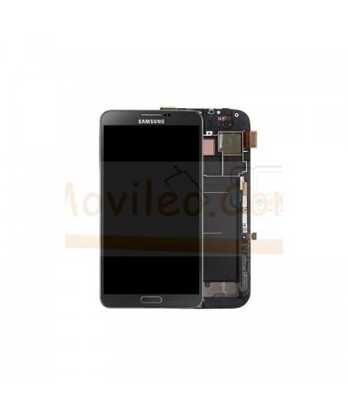 Pantalla Completa Gris con Marco para Samsung Galaxy Note 3, n9005 - Imagen 1