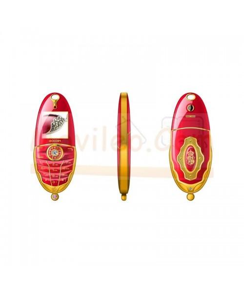 Telefono Movil Bacoin E1000 Rojo - Imagen 1
