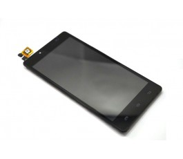 Pantalla completa lcd display tactil y marco Unusual 55X negra