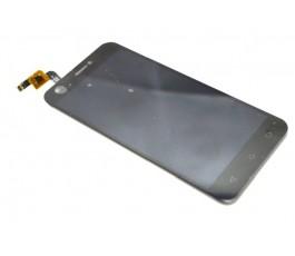 Pantalla completa táctil y lcd para Vodafone Ultra 6 V995N Negra