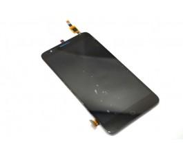 Pantalla completa táctil y lcd para Alcatel Pop 4 Plus OT-5056 negra