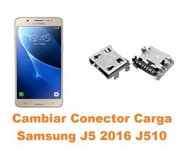 Cambiar conector carga Samsung Galaxy J5 2016 J520