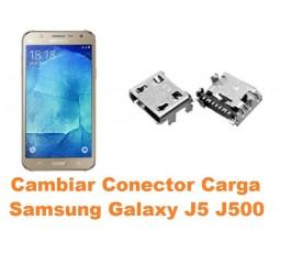 Cambiar conector carga Samsung Galaxy J5 J500