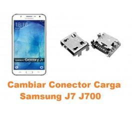Cambiar conector carga Samsung Galaxy J7 J700