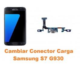 Cambiar conector carga Samsung Galaxy S7 G930