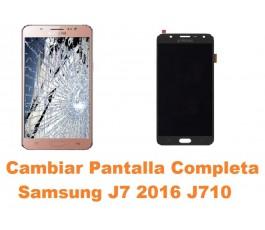 Cambiar Pantalla Completa Samsung Galaxy J7 2016 J710