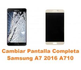 Cambiar Pantalla Completa Samsung Galaxy A710 A7 2016