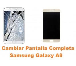 Cambiar Pantalla Completa Samsung Galaxy A8 A800