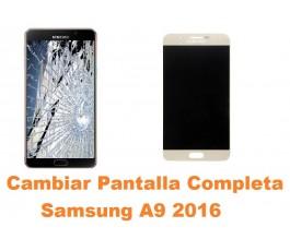 Cambiar Pantalla Completa Samsung Galaxy A9 2016 A910