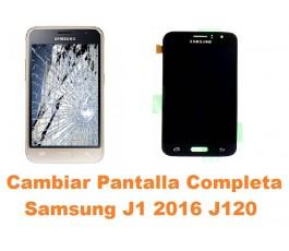 Cambiar Pantalla Completa Samsung Galaxy J1 2016 J120